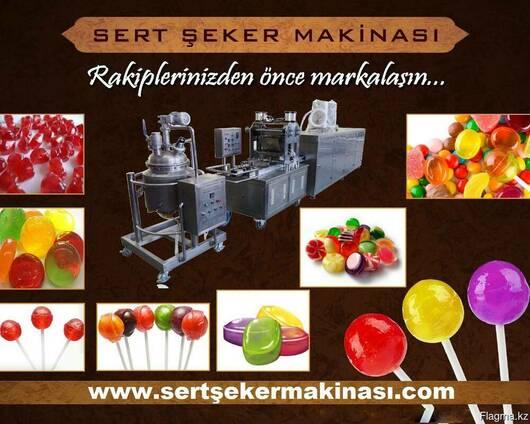 Оборудование для производства конфет из ТР