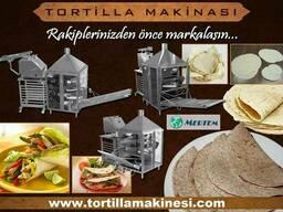 Оборудование для производства лаваша и ролла (тортилья)