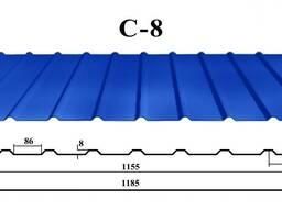 Оборудование для производства профнастила С8 С10 по чертежем