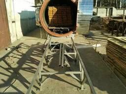 Оборудование для термической обработки дерева