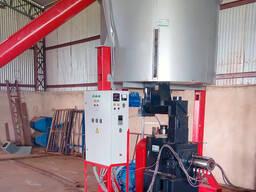 Оборудование по производтсву топливных брикетов из опилок