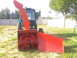 Оборудование снегоочистительное навесное ЕМ-840