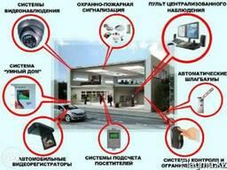 Обслуживание и ремонт охранно-пожарной сигнализации