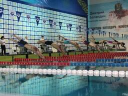 Обучение плаванию взрослых и детей от 7 лет.