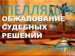 Обжалование судебных решений: апелляция, кассация, отмена...