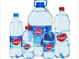 """Очищенная питьевая вода """"Сафия"""""""