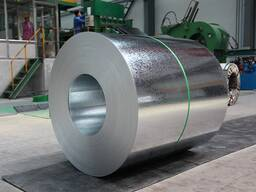 Оцинкованная сталь 1. 80 мм