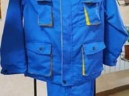Одежда рабочая, костюм летний