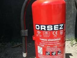 Огнетушители ORSEZ (произв.Турция)