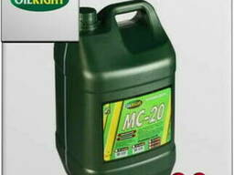 Oil right авиационное масло мс-20 20л