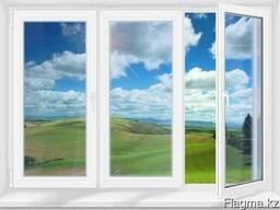 Окна металлопластиковые и алюминиевые