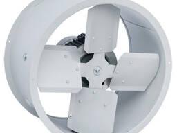 Осевой реверсивный вентилятор серии ОВР.