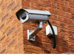 Освещение, видеонаблюдения, охранно пожарная сигнализация