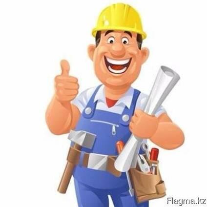 Отделка и ремонт жилых и офисных помещений