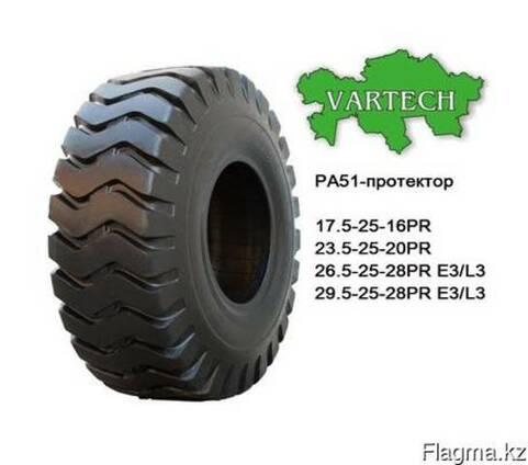 Шины для спецтехники 29.5-25-28 E3/L3 TL РА51