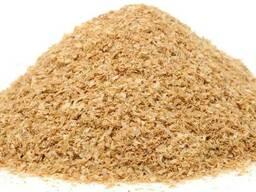 Отруби пшеничные мелкой фракции хорошего качества опт.
