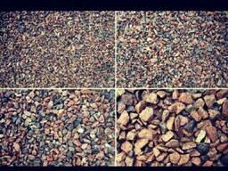 Отсев, щебень, песок, цемент. Нал/безнал расчет, документы