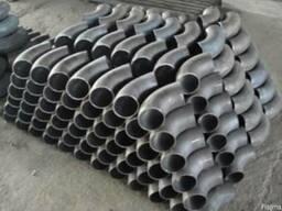 Отводы стальные бесшовные 90