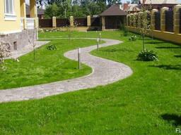 Озеленение участка, Благоустройство и озеленение территорий