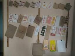 Пакеты под донеры, гамбургеры, фри, фаст-фуд и др...визитки,