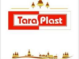 Пакеты полиэтиленовые с логотипом, вырубной ручкой в Алматы