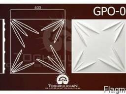 Панель стеновая гипсовая GPO-06