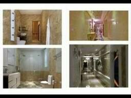 Панели под мрамор стеновые и потолочные