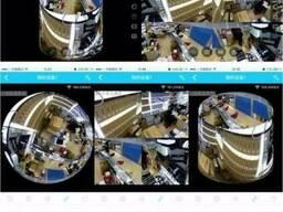 Панорамная IP камера 360° (рыбий глаз) - 1.3 mpx