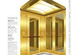 Панорамный Пассажирских и грузовых лифтов Лифт в доме - фото 2