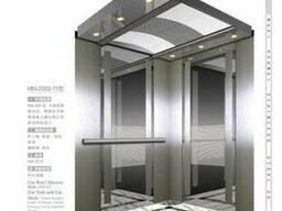 Панорамный Пассажирских и грузовых лифтов Лифт в доме - фото 3