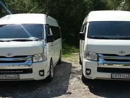 Пассажирские перевозки на микроавтобусах - фото 2
