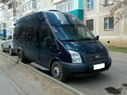 Пассажирские перевозки по СНГ и РК