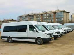 Пассажирские перевозки, прокат/аренда микроавтобусов