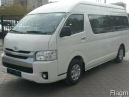 Пассажирские перевозки Toyota Hiace