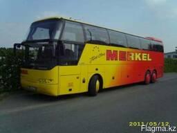 Пассажирские перевозки в Шымкенте