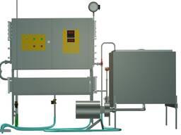 Пастеризатор на 500 л емкостной УЗМ-0, 5Е