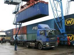Перевозка контейнеров! - фото 2