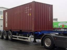 Перевозка контейнеров! - фото 4