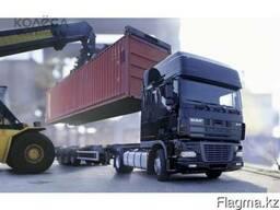 Перевозка контейнеров.