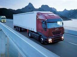 Перевозка любых грузов Астана- Алматы и обратно