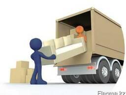 Перевозка мебели из Алматы в Астану