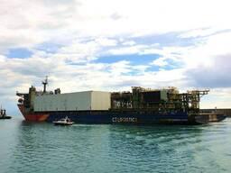 Перевозка Негабариных морски Порт Актау, Баутино, Курык