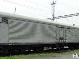 Перевозка скоропортящихся грузов в ИВ-Термосах тип 5918