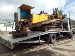 Перевозка спецтехники до 9 тонн