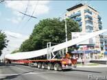 Перевозка Ветрогенераторов из ЕС на Азию - фото 1