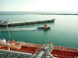 Перевозки грузов из Грузии и Азербайджана через Порт Актау