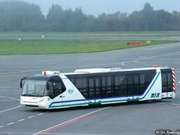Перронные автобусы