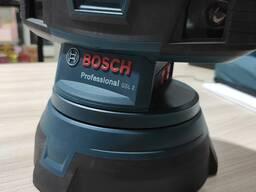 Первый в мире лазерный нивелир для пола BOSCH