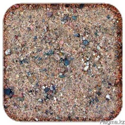 Песчано-гравийная смесь (ПГС)