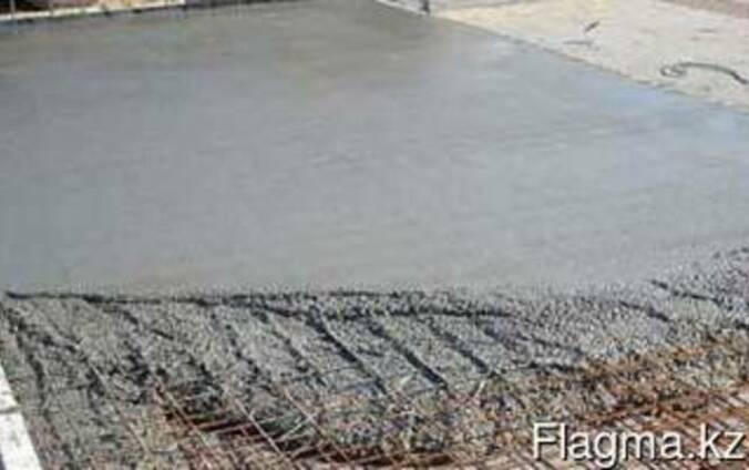 Бетон купить в павлодаре на как приготовить цементный раствор для столбов